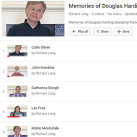 Memories of Douglas Harding